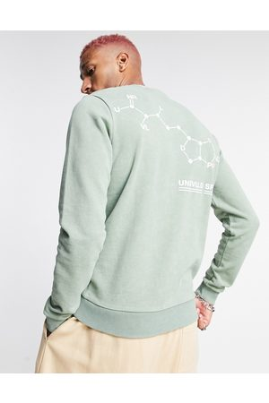 ASOS Sweatshirt with logo front and back print