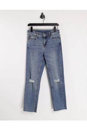 Dr Denim Edie super skinny jeans in blue