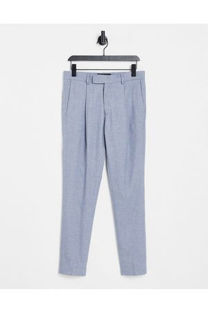 ASOS Smart cotton skinny pants co-ord in