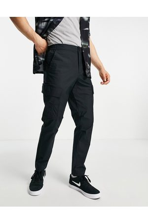 SELECTED Cargo pants in slim tapered
