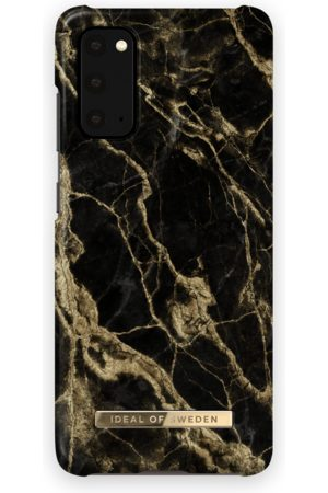 Ideal of sweden Fashion Case Galaxy S20 Golden Smoke Marble