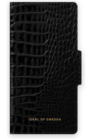 Ideal of sweden Atelier Wallet Galaxy S21 Neo Noir Croco