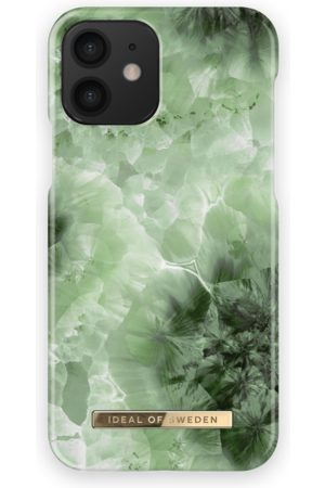 Ideal of sweden Women Phone Cases - Fashion Case iPhone 12 Crystal Green Sky
