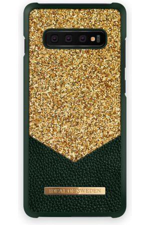 Ideal of sweden Fashion Case Glimmer Galaxy S10+ Emerald
