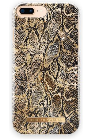 Ideal of sweden Fashion Case iPhone 7 Plus Golden Gecko