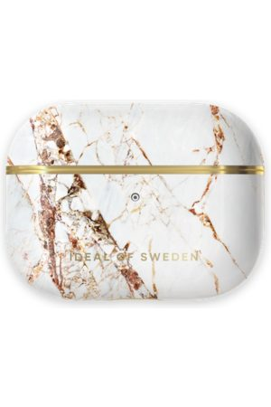 Ideal of sweden Fashion Airpods Case Pro Carrara Gold