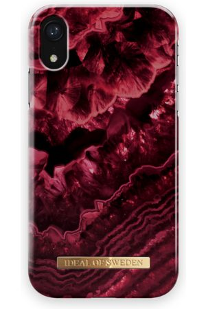 Ideal of sweden Fashion Case iPhone XR Claret Agate
