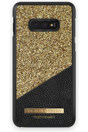 Ideal of sweden Fashion Case Negin Galaxy S10E Night out Gold