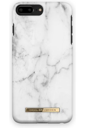 Ideal of sweden Fashion Case iPhone 8 Plus White Marble