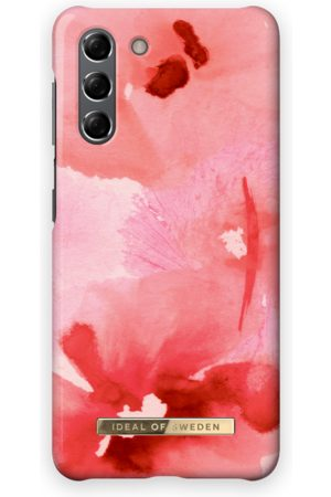 Ideal of sweden Fashion Case Galaxy S21 Coral Blush Floral