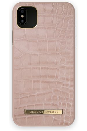 Ideal of sweden Atelier Case iPhone XS Max Rose Croco