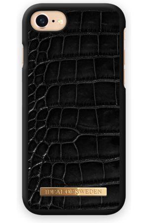 Ideal of sweden Croco Case iPhone 7 Noir Croco