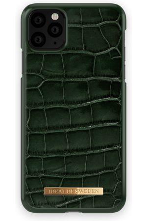 Ideal of sweden Croco Case iPhone 11 PRO MAX Evergreen Croco