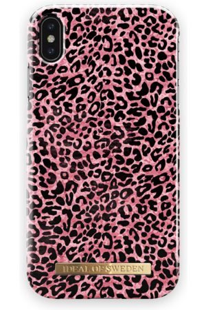 Ideal of sweden Fashion Case iPhone XS Max Lush Leopard
