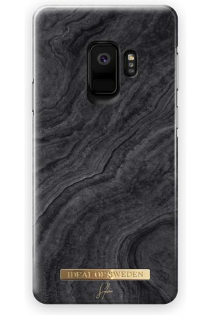 Ideal of sweden Fashion Case Sylvie Meis Galaxy S9 Black Reef Marble