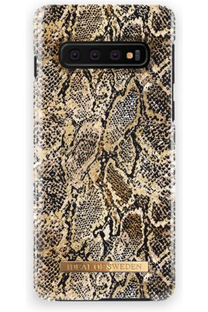 Ideal of sweden Fashion Case Galaxy S10 Golden Gecko