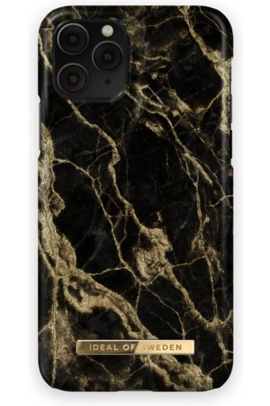 Ideal of sweden Fashion Case iPhone 11 PRO Golden Smoke Marble
