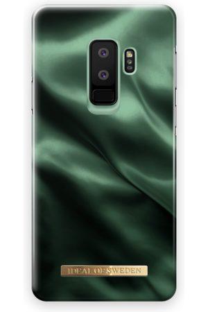 Ideal of sweden Fashion Case Galaxy S9 Plus Emerald Satin