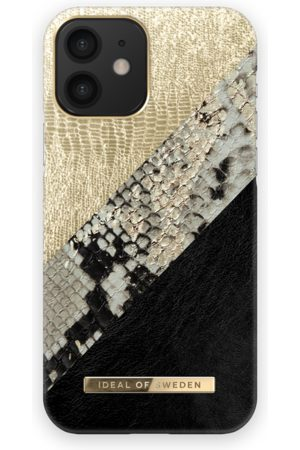 Ideal of sweden Atelier Case iPhone 12 Marigold Snake