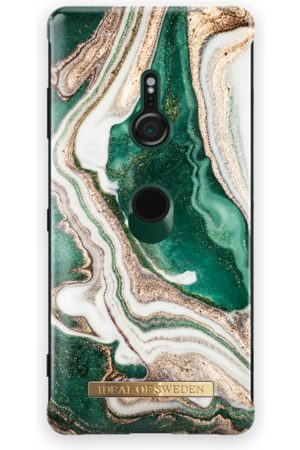 Ideal of sweden Fashion Case Xperia XZ3 Golden Jade Marble