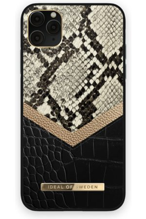 Ideal of sweden Atelier Case iPhone 11 PRO MAX Midnight Python