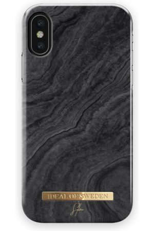Ideal of sweden Fashion Case Sylvie Meis iPhone X Black Reef Marble