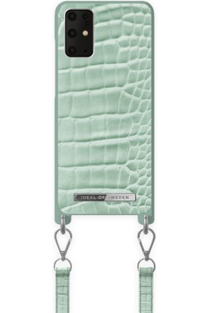 Ideal of sweden Atelier Necklace Case Galaxy S20 Plus Mint Croco