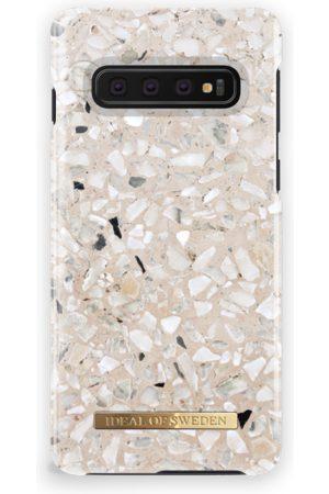 Ideal of sweden Fashion Case Galaxy S10 Greige Terazzo