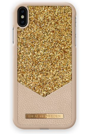 Ideal of sweden Fashion Case Glimmer iPhone XS MAX Topaz