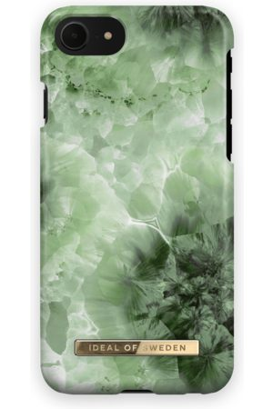Ideal of sweden Fashion Case iPhone 8 Crystal Green Sky