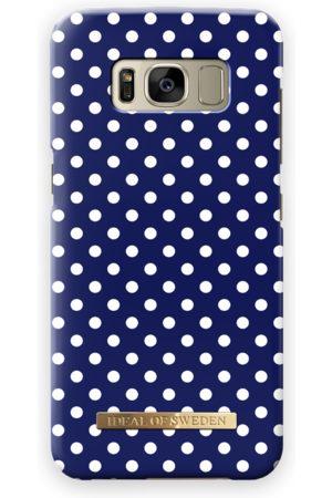 Ideal of sweden Fashion Case Galaxy S8 Blue Polka Dots