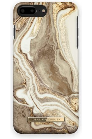 Ideal of sweden Fashion Case iPhone 7 Plus Golden sand marble