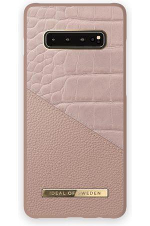 Ideal of sweden Atelier Case Galaxy S10+ Rose Smoke Croco
