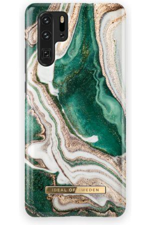 Ideal of sweden Fashion Case P30 Pro Golden Jade Marble