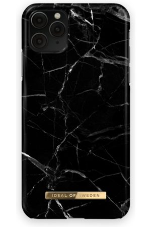 Ideal of sweden Fashion Case iPhone 11 Pro Max Black Marble