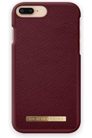 Ideal of sweden Saffiano Case iPhone 7 Plus Burgundy