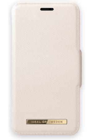 Ideal of sweden Fashion Wallet iPhone XR Beige