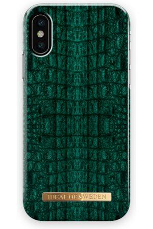 Ideal of sweden Fashion Case iPhone X Emerald Croco