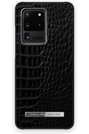 Ideal of sweden Atelier Case Galaxy S20 Ultra Neo Noir Croco Silver