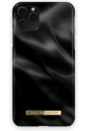 Ideal of sweden Fashion Case iPhone 11 Pro Max Black Satin
