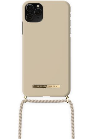 Ideal of sweden Ordinary Phone Necklace Case iPhone 11 Pro Max Cream beige