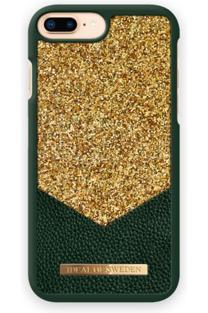 Ideal of sweden Fashion Case Glimmer iPhone 7 Plus Emerald