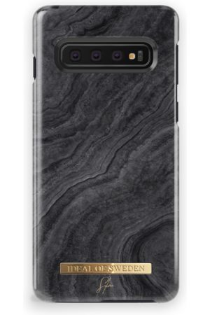 Ideal of sweden Fashion Case Sylvie Meis Galaxy S10 Black Reef Marble