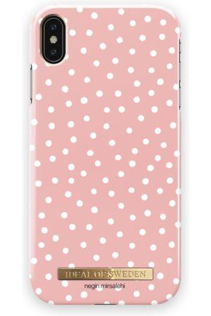 Ideal of sweden Fashion Case Negin iPhone XS MAX Pink Riviera