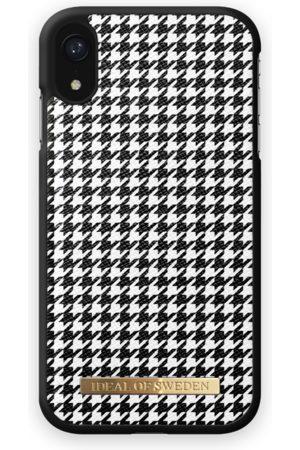 Ideal of sweden Houndstooth Case iPhone XR