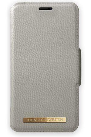 Ideal of sweden Fashion Wallet iPhone XR Light Grey