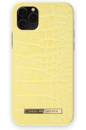 Ideal of sweden Atelier Case iPhone 11 Pro Lemon Croco