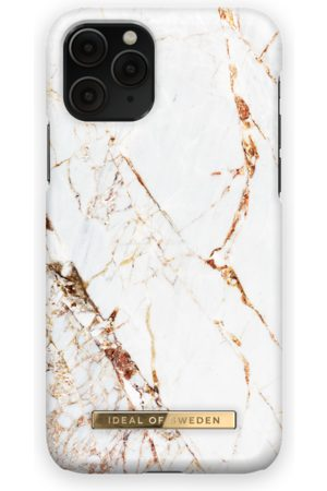 Ideal of sweden Fashion Case iPhone 11 Pro Carrara Gold