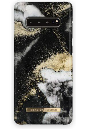 Ideal of sweden Fashion Case Galaxy S10+ Black Galaxy Marble