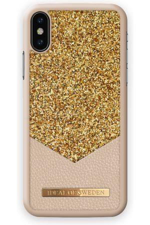 Ideal of sweden Fashion Case Glimmer iPhone X Topaz
